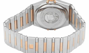 Omega Constellation 1304.35.00, Baton, 2009, Very Good, Case material Steel, Bracelet m