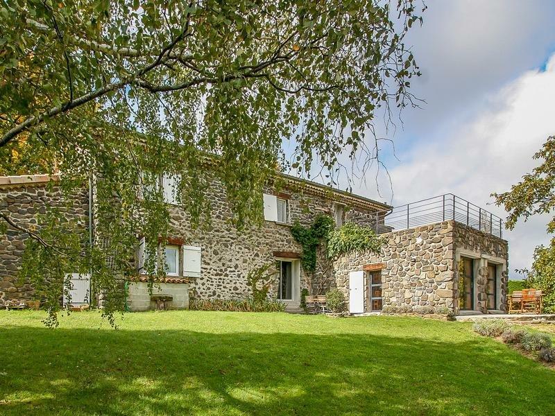 House in Rochessauve, Auvergne-Rhône-Alpes, France 1