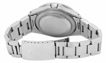Rolex GMT-Master II 16710, Baton, 1991, Good, Case material Steel, Bracelet material: S