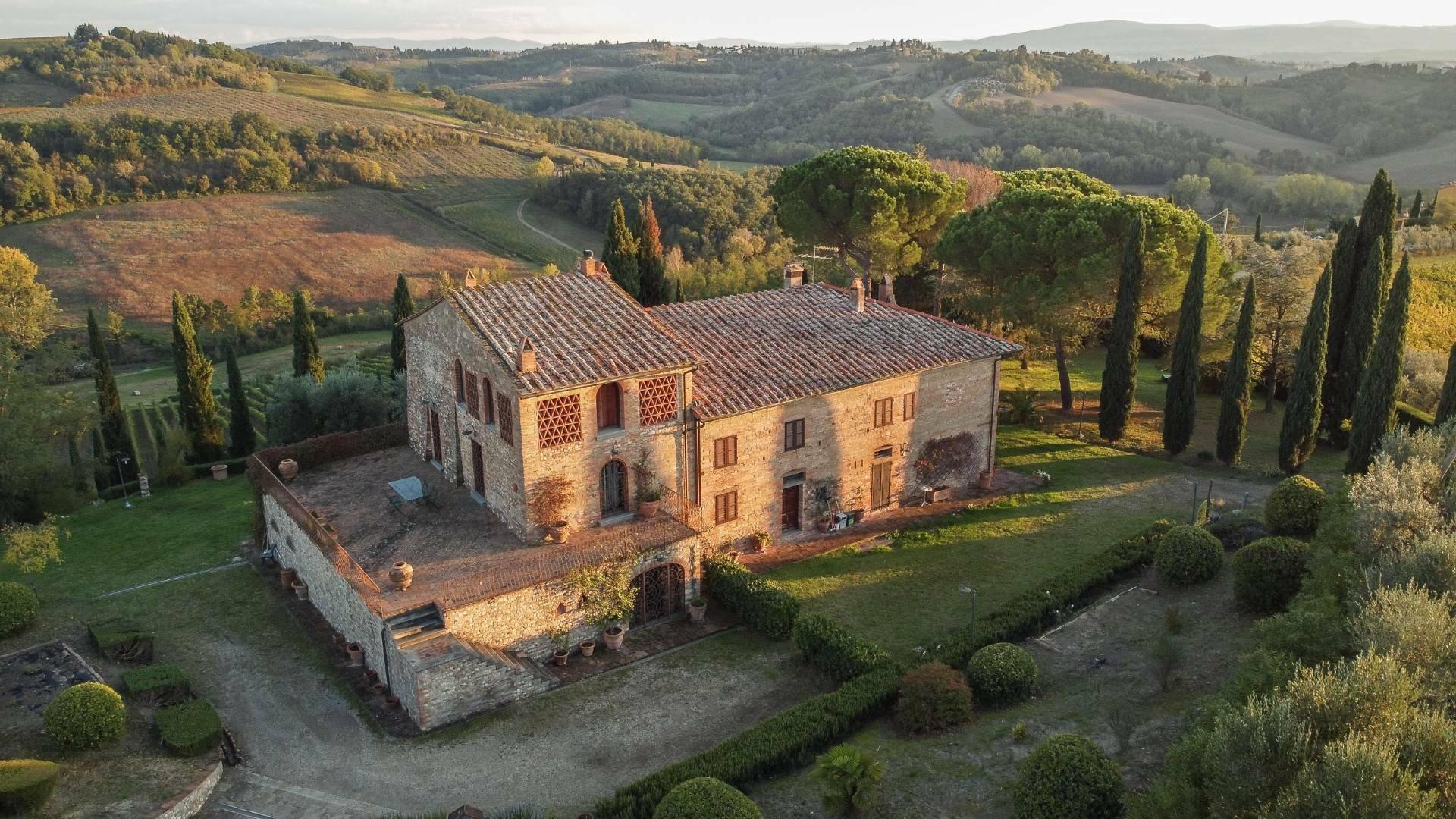 Farm Ranch in Montespertoli, Tuscany, Italy 1 - 11190017