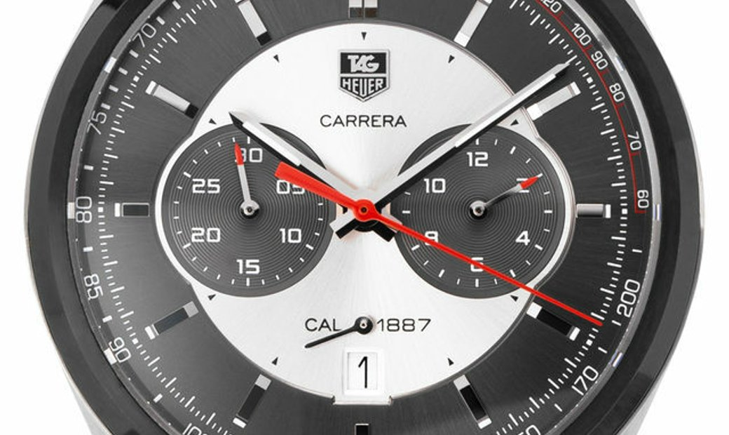 TAG Heuer Carrera CAR2C11.FC6327, Baton, 2014, Good, Case material Steel, Bracelet mate