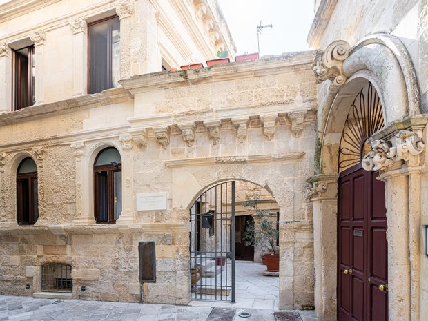 Townhouse in Lecce, Apulia, Italy 1