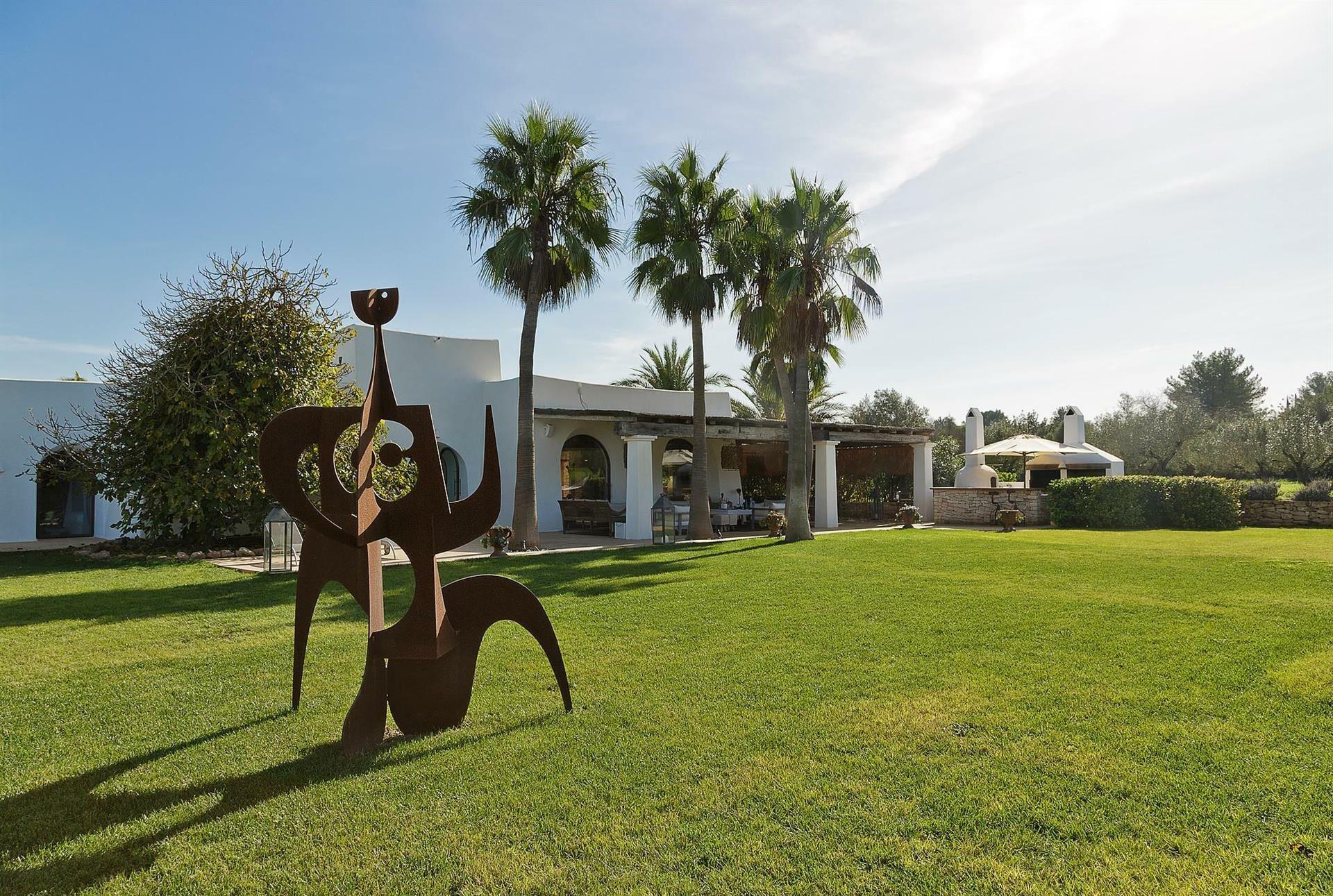 House in Santa Gertrudis de Fruitera, Balearic Islands, Spain 1