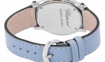 Chopard Happy Sport 27/8937-23, Roman Numerals, 2012, Good, Case material Steel, Bracel