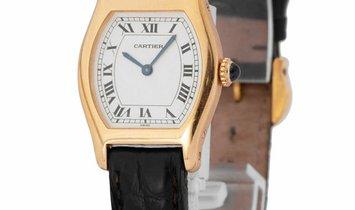 Cartier Tortue 96067, Roman Numerals, 1988, Good, Case material Yellow Gold, Bracelet m