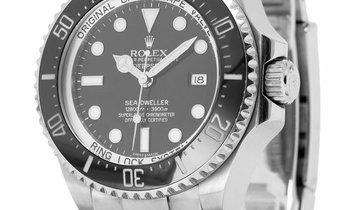 Rolex Deepsea 116660, Baton, 2013, Good, Case material Steel, Bracelet material: Steel