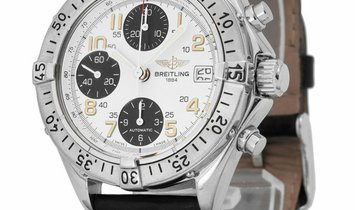 Breitling Colt Automatic A13035.1, Arabic Numerals, 1998, Very Good, Case material Stee