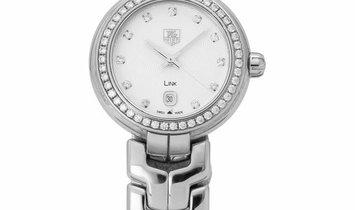 TAG Heuer Link WAT1414.BA0954, Baton, 2016, Very Good, Case material Steel, Bracelet ma