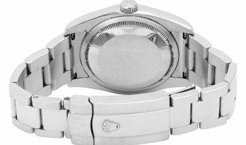 Rolex Datejust 116200, Arabic Numerals, 2007, Good, Case material Steel, Bracelet mater