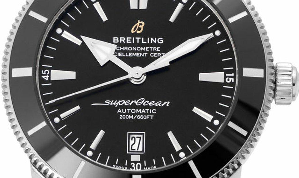 Breitling Superocean Heritage II B20 Automatic 46 AB2020121B1A1, Baton, 2019, Very Good