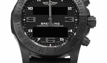 Breitling Exospace B55 VB5510H1.BE45.154S.M20SS.1, Arabic Numerals, 2017, Good, Case ma