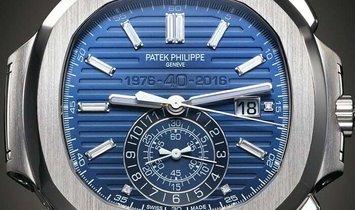 Patek Philippe Nautilus 40th Anniversary  5976/1G