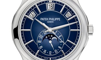 Patek Philippe Annual Calendar 5205G-013