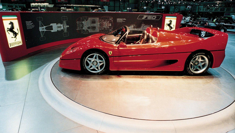 1996 Ferrari F50 In Barcelona Catalonia Spain For Sale 11194315