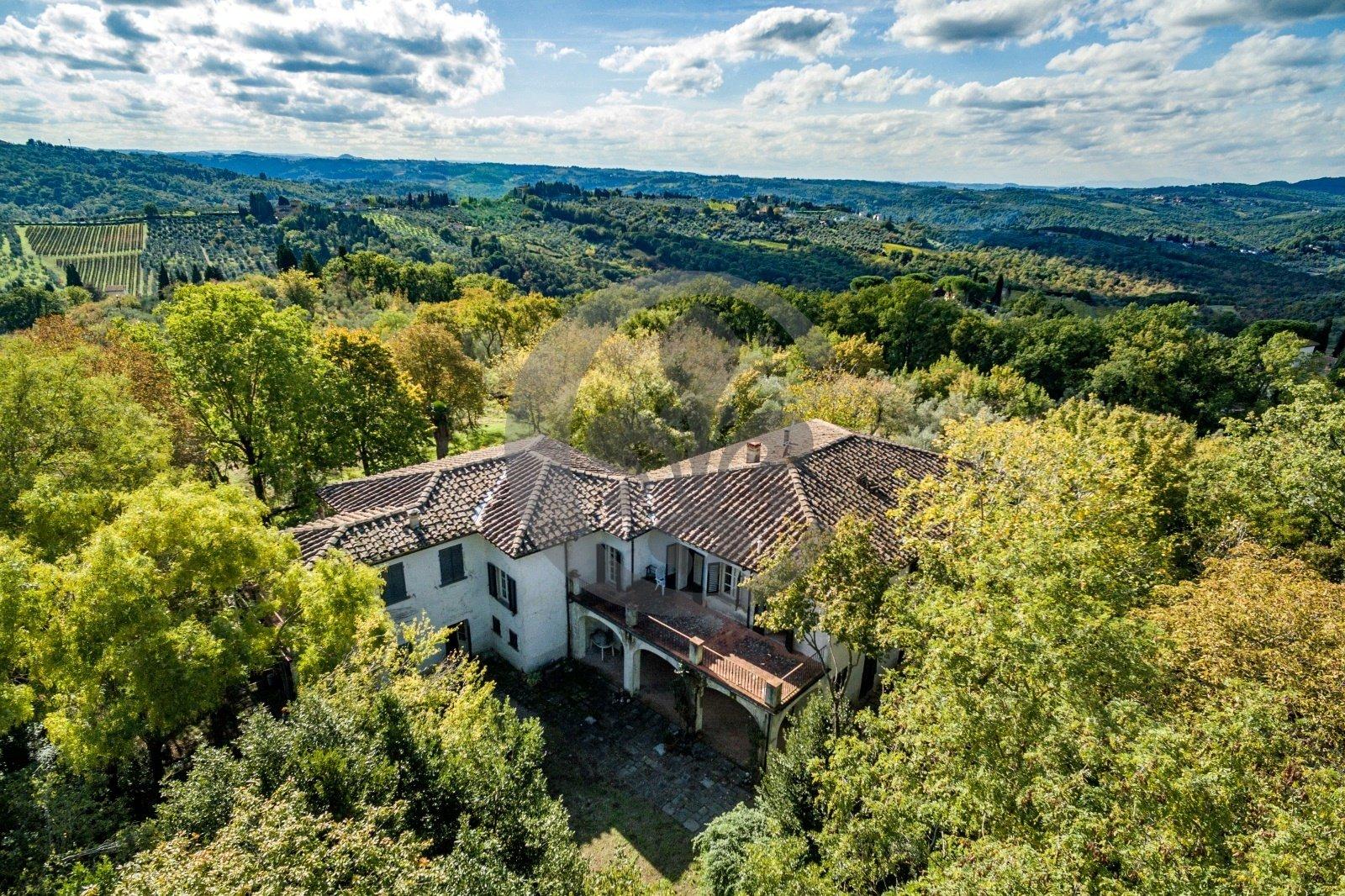 Villa in Tuscany, Italy 1 - 11194415