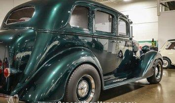 1936 Graham Crusader Series 80 Resto Mod
