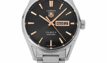 TAG Heuer Carrera WAR201C.BA0723, Baton, 2019, Very Good, Case material Steel, Bracelet