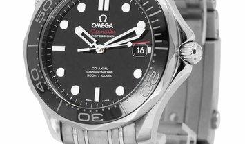 Omega Seamaster Diver 300 M 212.30.41.20.01.003, Baton, 2018, Very Good, Case material
