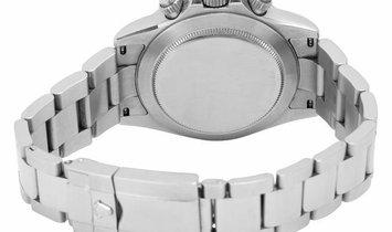 Rolex Daytona 116520, Baton, 2009, Very Good, Case material Steel, Bracelet material: S