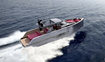 CRANCHI A44 LUXURY TENDER
