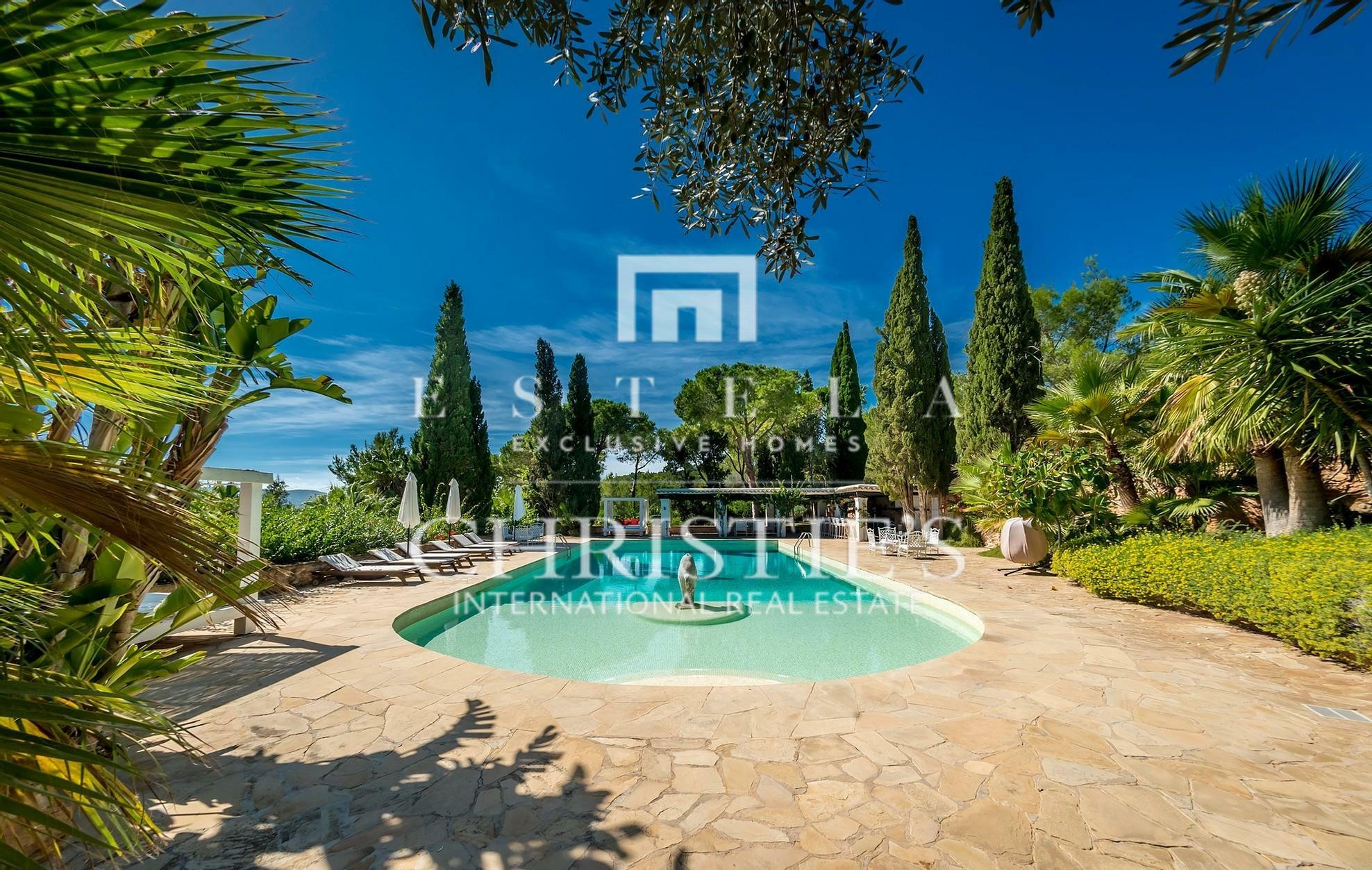 House in Ibiza, Balearic Islands, Spain 1