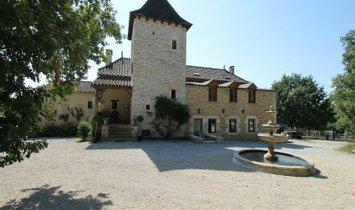 Haus in Gindou, Okzitanien, Frankreich 1