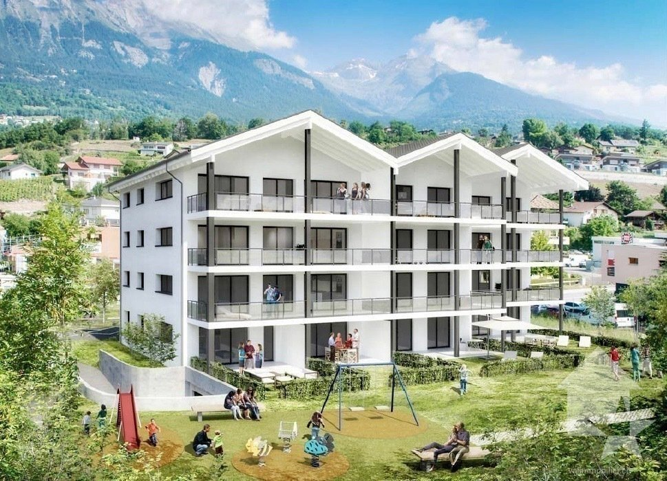 Apartment in Grimisuat, Valais, Switzerland 1