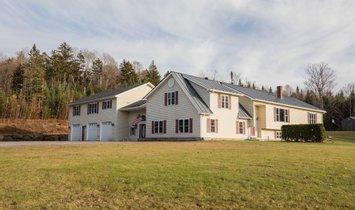 Haus in Walden, Vermont, Vereinigte Staaten 1
