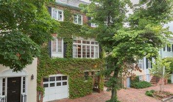 Casa en Washington D. C., Distrito de Columbia, Estados Unidos 1