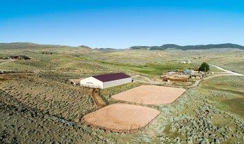 Farm Ranch in Dillon, Montana, United States 1