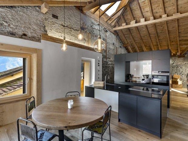 House in Chamoson, Valais, Switzerland 1