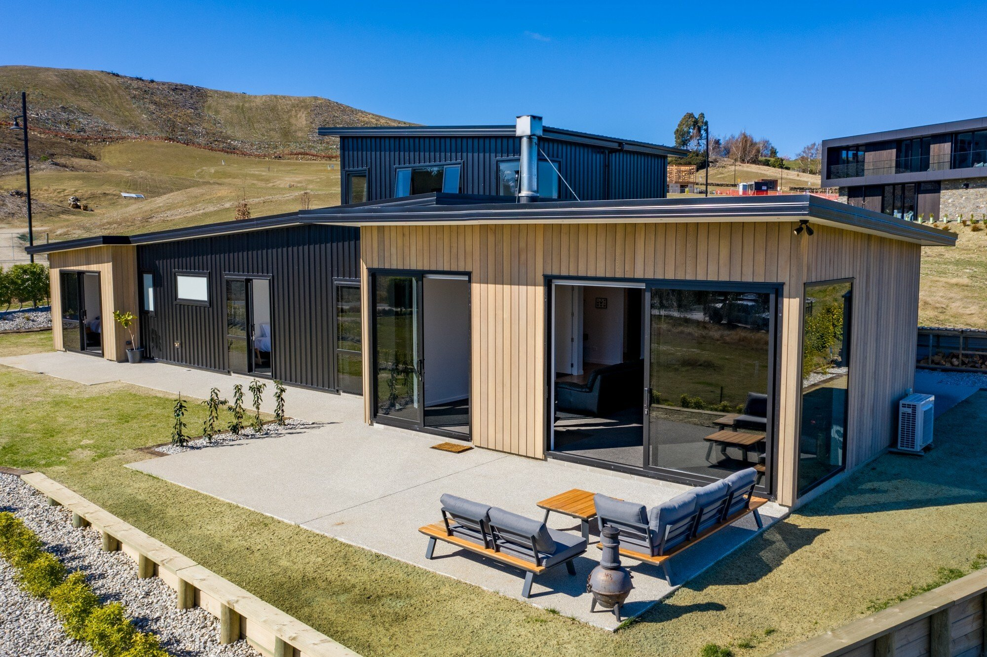 House in Wanaka, Otago, New Zealand 1
