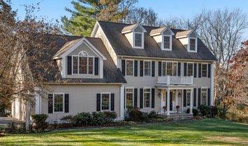 Casa en Dover, Massachusetts, Estados Unidos 1