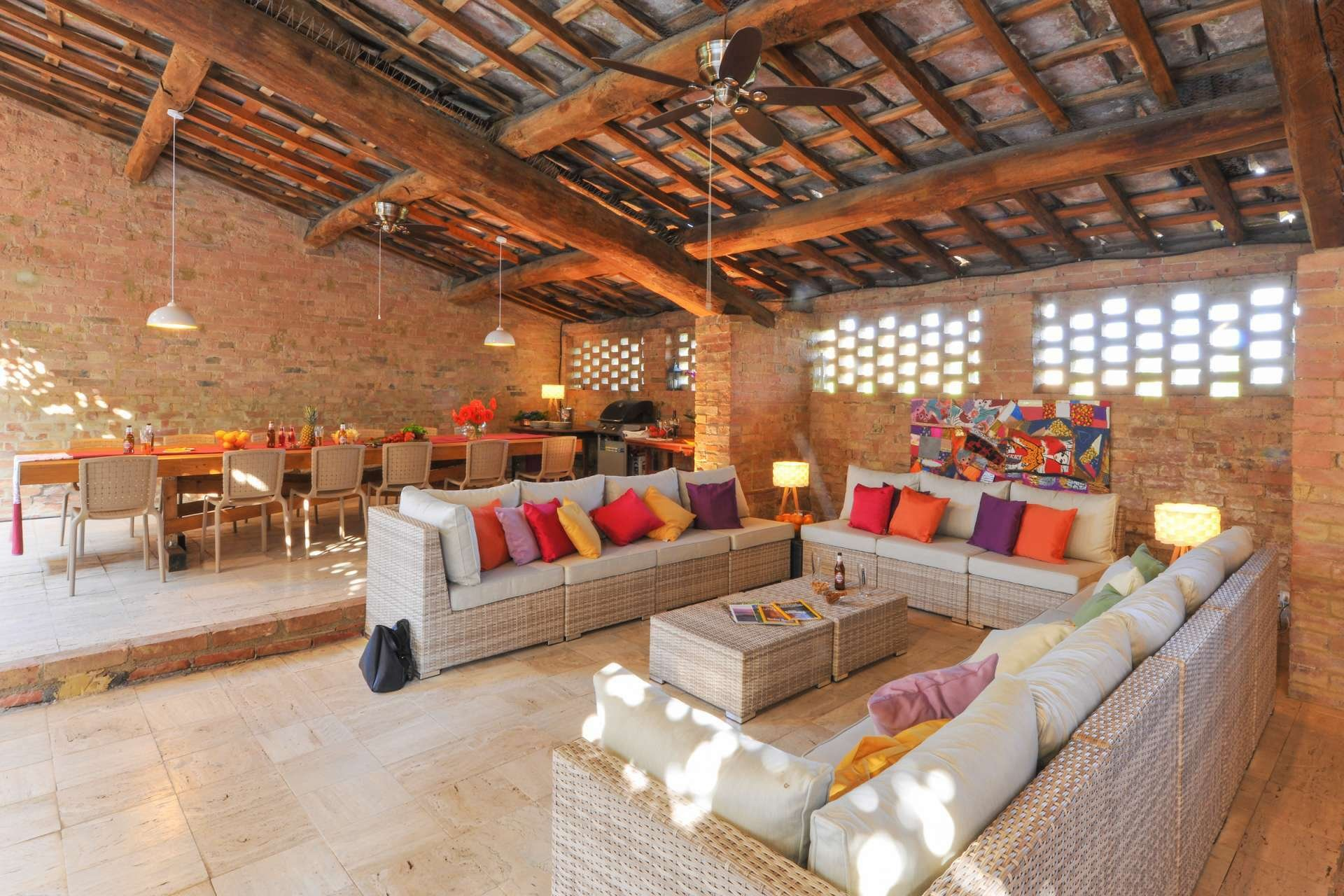 Country House in Monteroni d'Arbia, Tuscany, Italy 1 - 11200877