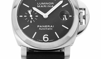 Panerai Luminor Marina PAM00048, Baton, 2011, Very Good, Case material Steel, Bracelet