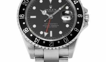 Rolex GMT-Master II 16710, Baton, 2007, Good, Case material Steel, Bracelet material: S