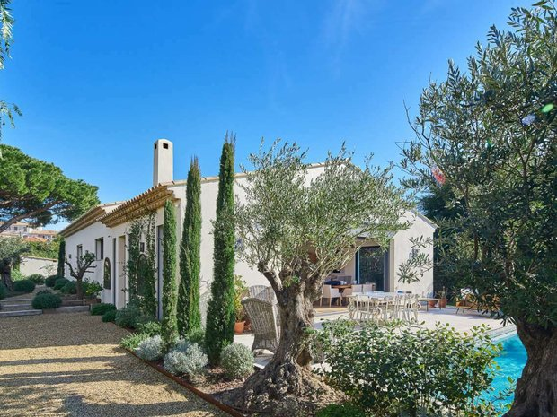 Villa in Saint-Tropez, France 1