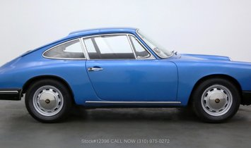 Porsche 912 3 Gauge Coupe