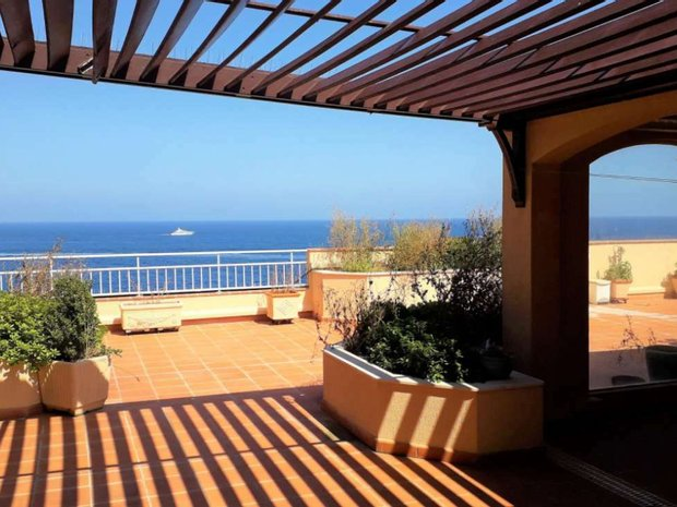 Penthouse in Fontvieille, Monaco 1