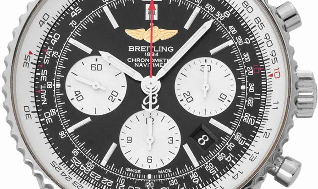 Breitling Navitimer 01 AB012012.BB01.438X.A20D.1, Baton, 2018, Very Good, Case material