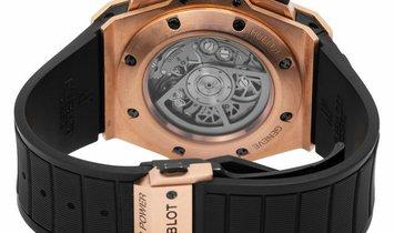 Hublot King Power Unico Chronograph 701.OQ.0180.RX, Baton, 2016, Very Good, Case materi
