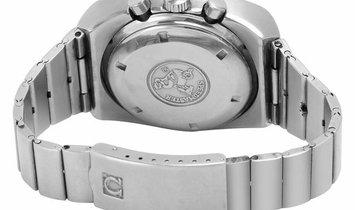 Omega Speedmaster Automatic Chronometer 178.0801, Baton, 1975, Used, Case material Stee