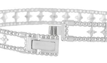 LB Exclusive LB Exclusive 14K White Gold 0.85 ct Diamond Bracelet