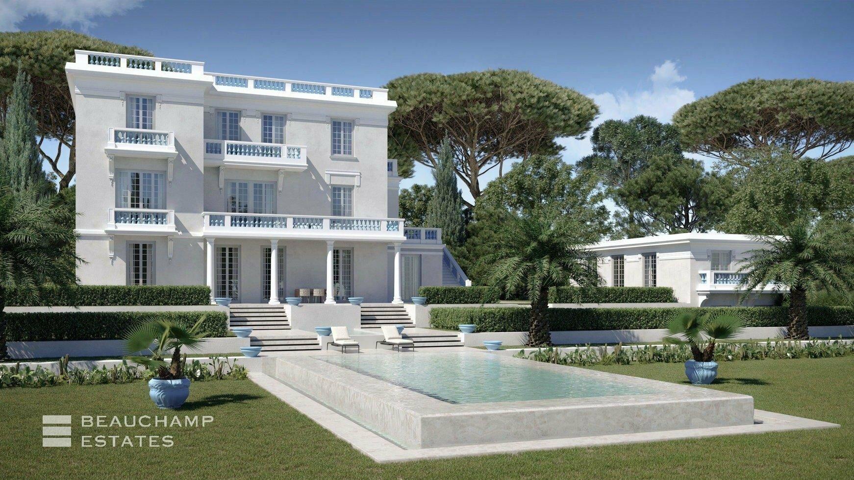 Villa in Antibes, Provence-Alpes-Côte d'Azur, France 1 - 11202116