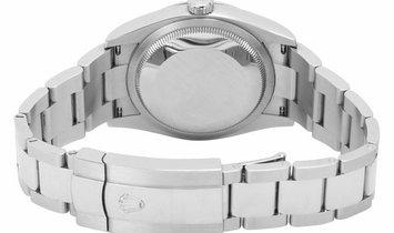 Rolex Datejust 126200, Baton, 2019, Very Good, Case material Steel, Bracelet material: