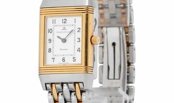 Jaeger-LeCoultre Reverso Lady 260.5.08, Arabic Numerals, 1996, Good, Case material Stee