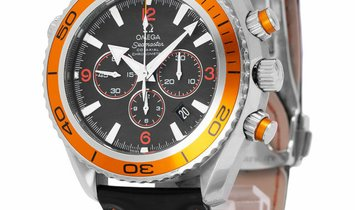 Omega Seamaster Planet Ocean Big Size 2918.50.83, Baton, 2011, Good, Case material Stee
