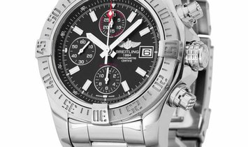 Breitling Avenger II A1338111.BC32.170A, Baton, 2014, Very Good, Case material Steel, B