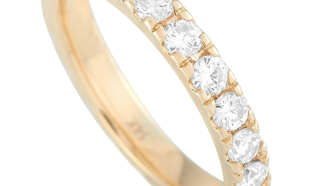 LB Exclusive LB Exclusive 14K Yellow Gold 1.71 ct Diamond Ring