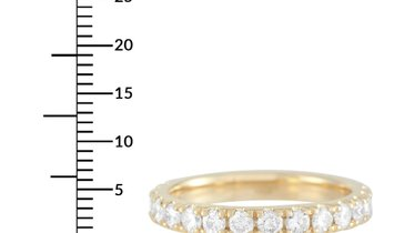 LB Exclusive LB Exclusive 14K Yellow Gold 1.55 ct Diamond Ring
